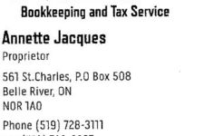 Bottom Line Bookkeeping & Tax Service