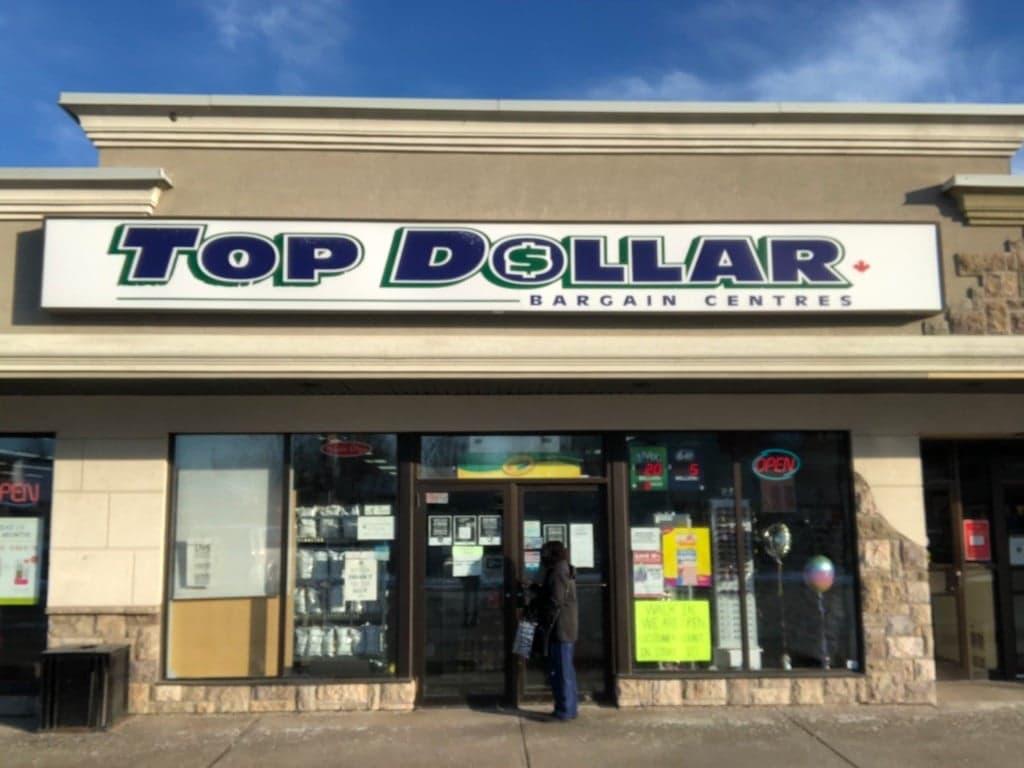 Top Dollar Bargain Centre