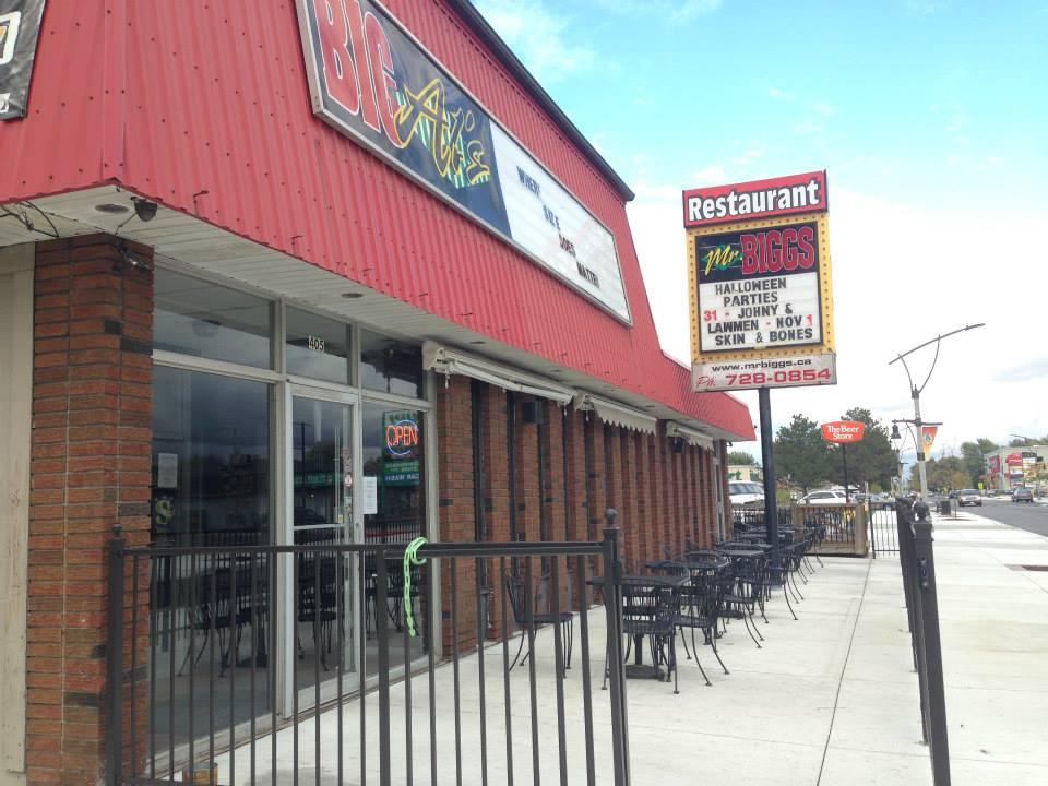 Biggs Restaurant & Sportsbar