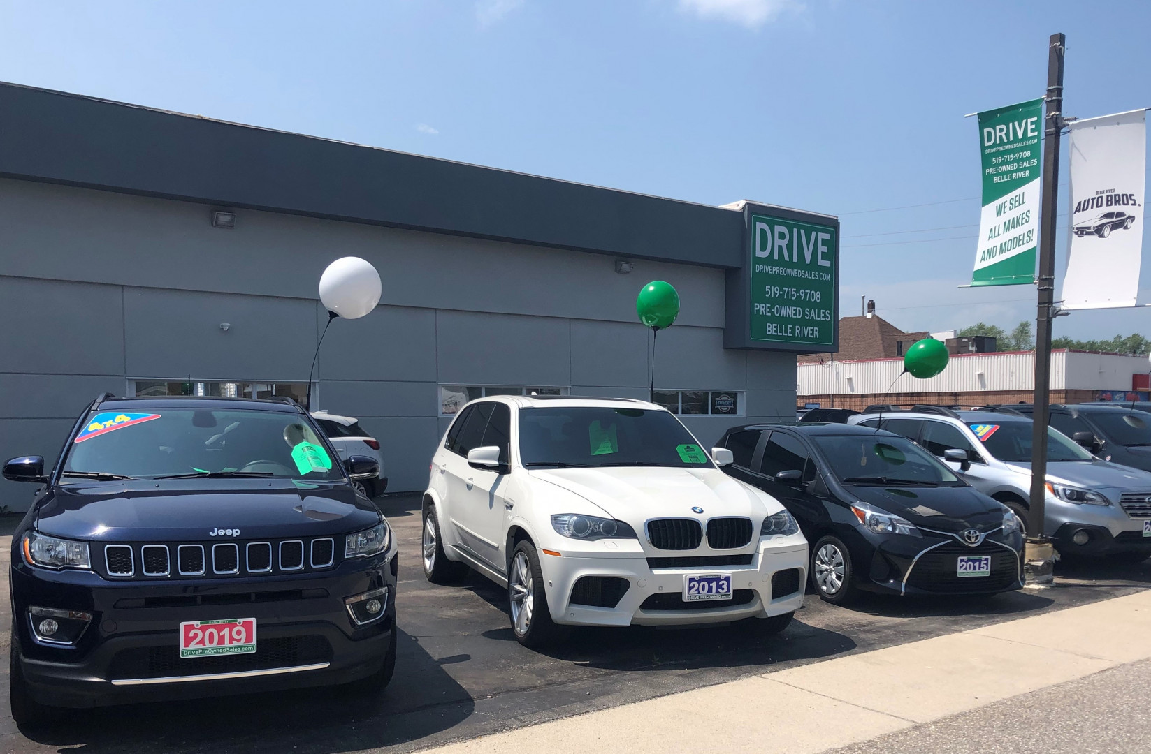 Drive Pre-Owned Sales - Belle River