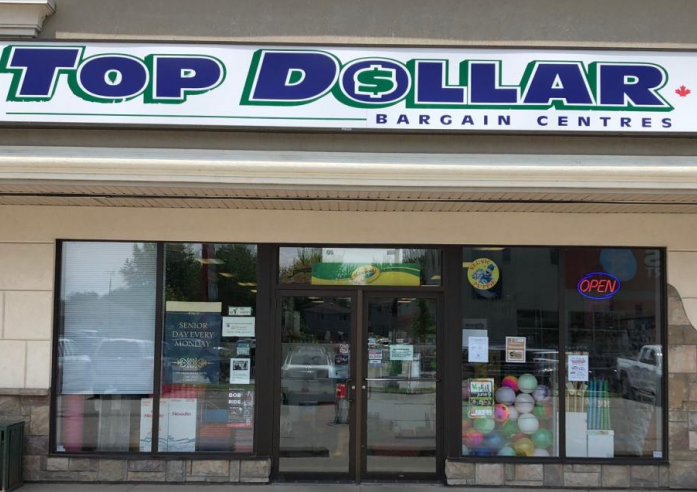Top Dollar Bargain Centre