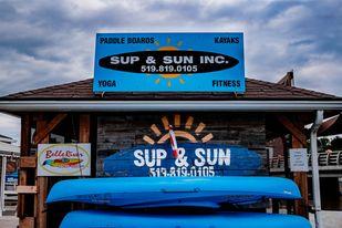 Sup & Sun Inc – Kayak and Paddle Board Rentals and More